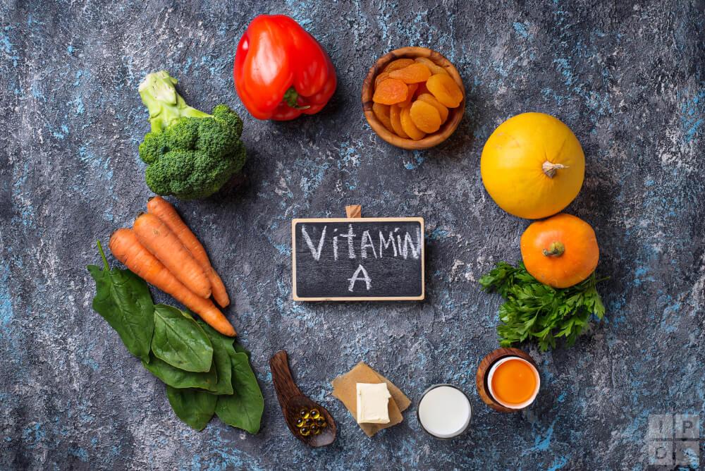 Vitamin A Natural Food Sources