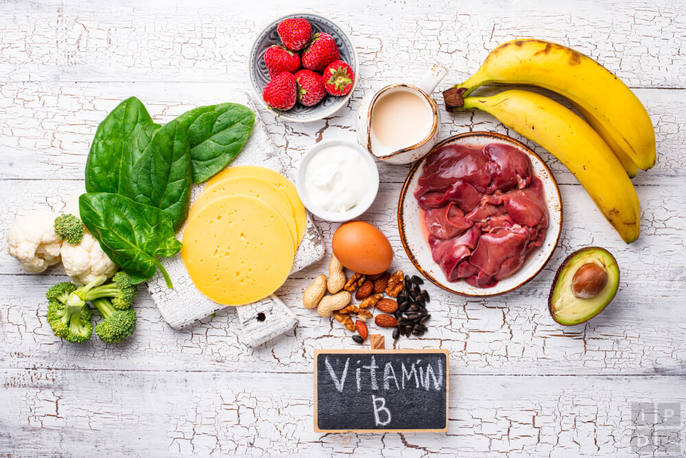 Vitamin B Natural Food Sources