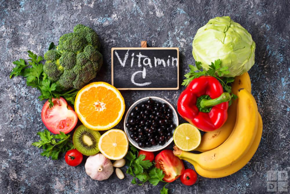 Vitamin C Natural Food Sources
