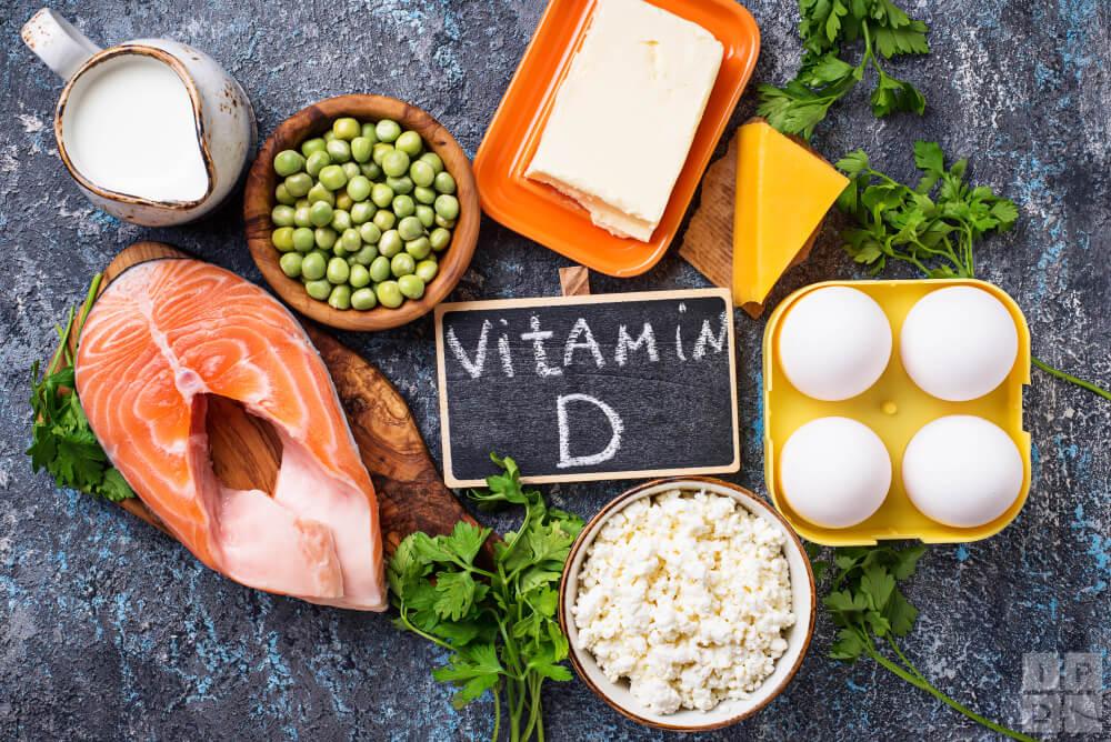 vitamin d natural food sources